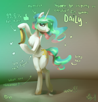 Pretty as Celestia by Alumx
