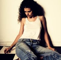 I wonder if the world owes me anything by scottjamesprebble