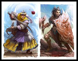 Fighters by Belibr