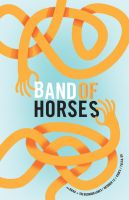 Band Of Horses Fake Gig Poster by goodmorningvoice