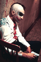 Travis Bickle-Joker by momia