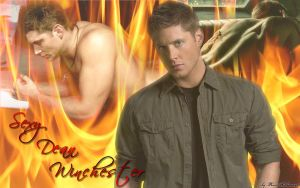 Sexy Dean Winchester by RoseHathaway24