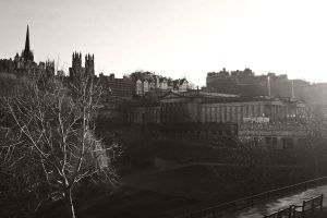 Princes Street (1) by bollatay