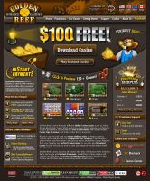 Golden Reef Casino by kipela