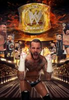 A 'Tribute' to CM Punk by ToHeavenOrHell