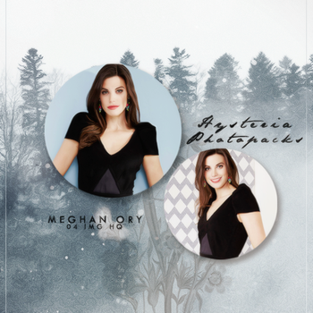 Photopack 586 // Meghan Ory by HysteriaPhotopacks