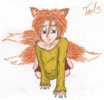 Tails Stoned by GenkiShuichi