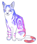 Feline Breedable - 40 Points - OPEN by HyaIite-Adopts