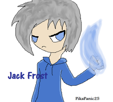 RQ: Jack Frost by PikaPanic25