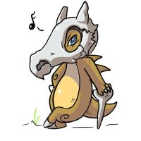 Cubone by mypokemans
