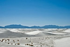 Broad Vista White Sands 2012 by CorazondeDios