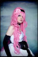 Megurine Luka by Katy-Angel
