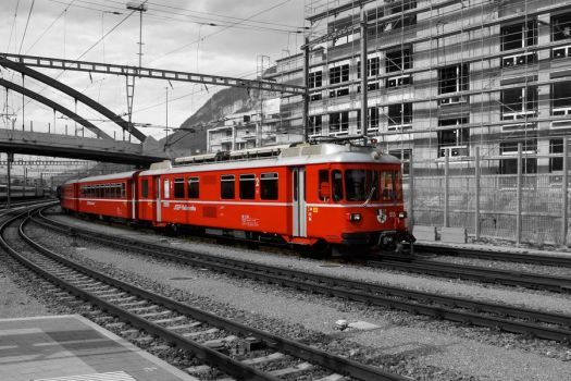 Narrow gauge S-Bahn by ZCochrane