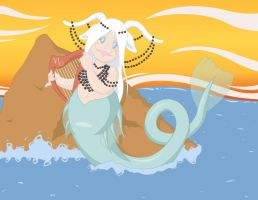 Capricorn - The Sea-Goat by silvereelve