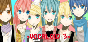 Vocaloid-3 FREE+A surprise+ Download by AmeliaRoseHedgehog