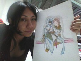 Altair and Maria and Me!..XD by Rydialeonhart