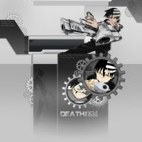 Death the Kid SE - FREE YT BG by demeters