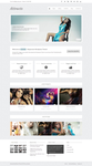 Attracto Wordpress Theme by m-themes