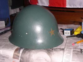 WW2 Japanese Helmet by Genbe89