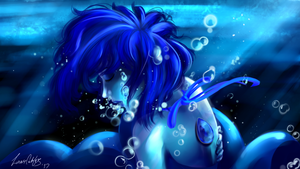 Another Lapis by LunarCakez