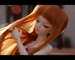 Being Redhaired is Wonderful by MySweetQueen-Dolls