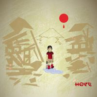 Hope for japan by mllemlesucre