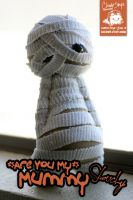 Are You My Mummy Slouchy by cleody