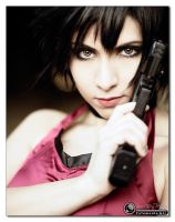Ada Wong Spy Girl by PrincessRiN0a