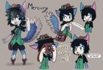 Mercury by Bukoya-Star