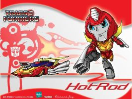 HHHot Rod by the-tracer