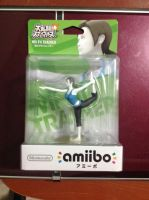 Amiibo #17 - Wii Fit Trainer by DestinyDecade