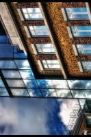 Reflected Sky by Riot23