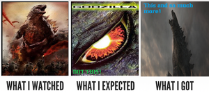 Godzilla What I Watched Meme by KaijuAlpha1point0