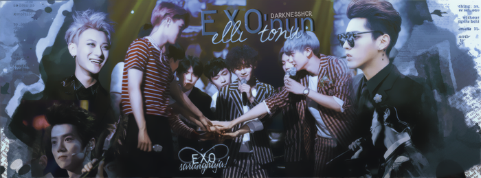 EXO'nun elli tonu request by darknesshcr