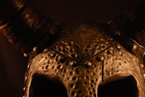 Helm of Yngol Closeup by selever2000