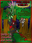 A.A. Round Two Cover: Devin vs Annamiel and Rose by SHADOWFAN996
