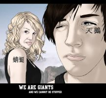 Giants by Draagonfly