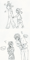 Wish Makers Scribbles: 2 by MaliceAndMacarons