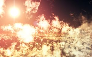 Only Clouds by Naviretlav