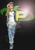 Kim Possible (Prep for Request) 2013j by BrianTyson