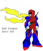 Red Dragon Zero 2k5 by Rdz2k7