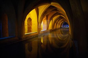 Alcazar Cazbah ,in Seville by facesastheycome