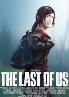 Poster 2 - Ellie from The Last of Us by GraphiteHB