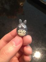 Totoro Earphone plug by madster865