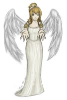 Angel -request by Aselea