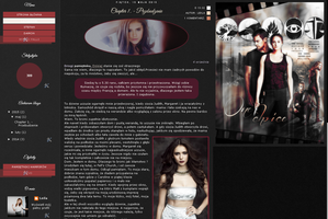 Layout (template) - Divergent by KathDobrev