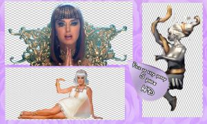 Pack png de Katy P. by Cande1112