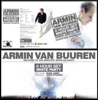Armin Van Buuren - double side by jeanpaul