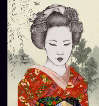 Geisha by libidules