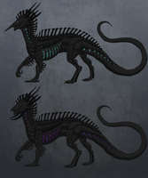 Warhound Adopts 1: CLOSED by Ophiuchae